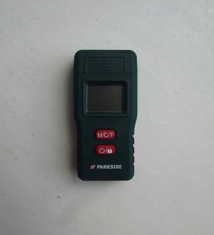 Влагомер, измеритель влажности Parkside hg05545b (из Германии)