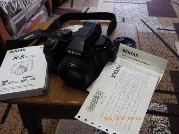 Фотоаппарат Pentax X-5