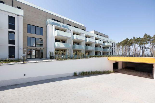 Apartamenty nad morzem z garażami, Rewal, 4 osobowe