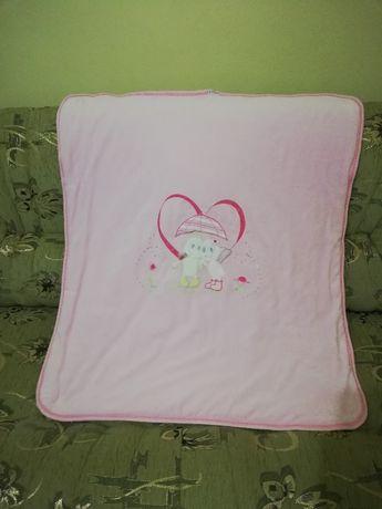 Одеяло-плед турецкой фирмы Aziz bebe
