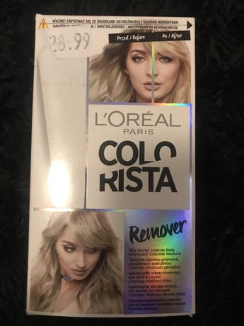 Colorista remover