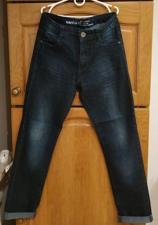 Spodnie 4 pary dla chłopca 11-12 lat, wzrost 152