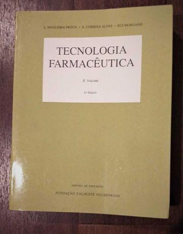 Tecnologia Farmacêutica II Volume Fundação Calouste Gulbenkian