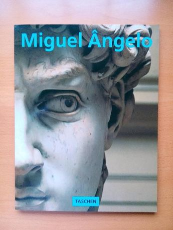 Pintura: Livro Taschen - Miguel Ângelo - Novo