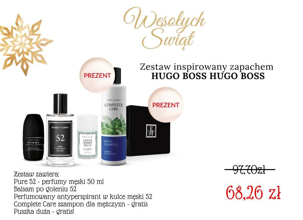 Zestaw świąteczny inspirowany Hugo Boss Hugo Boss Olsztyn - image 1