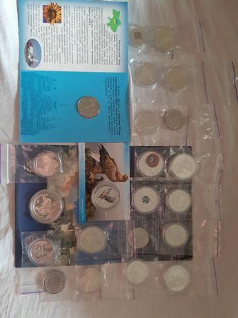 Полная коллекция монет Украины 1995-2019гг.