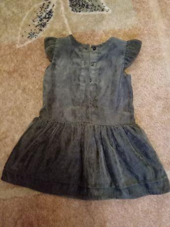 Beneton baby. Сарафан. Плаття. Платье