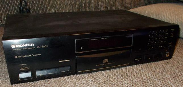 Odtwarzacz CD - Pioneer S-605