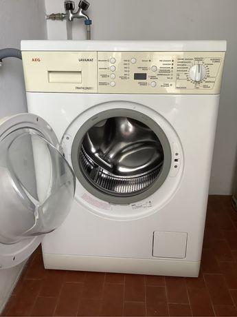 Maquina lavar roupa AEG