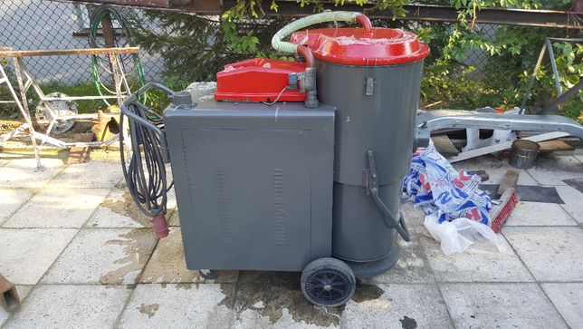 Odkurzacz przemysłowy 5,5 kW