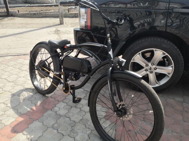 Электровелосипед Electra Круизер (эксклюзив). 60 км/ч