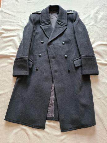 Wełniany płaszcz wojskowy 176