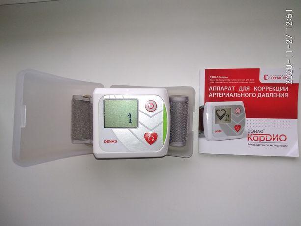 ДЭНАС - КАРДИО аппарат для коррекции артериального давления.