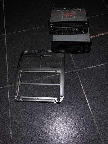Rádio caixa cd peugeot