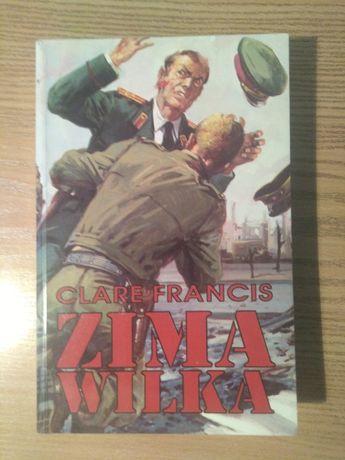 Clare Francis - Zima Wilka