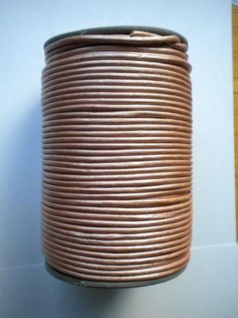 Фурнитура бижутерии фурнітура шкіряний шнурок Індія кожаный шнур Индия