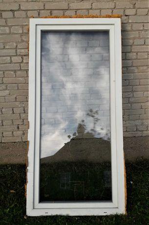Drzwi balkonowe prawe DELTA 97x203