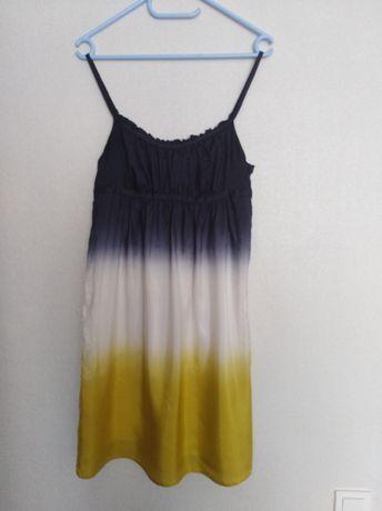 Платье, сарафан 100% шёлк. Ann Taylor