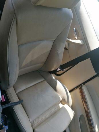 Bmw e90 e91 fotel kierowcy bezowy sportsitze