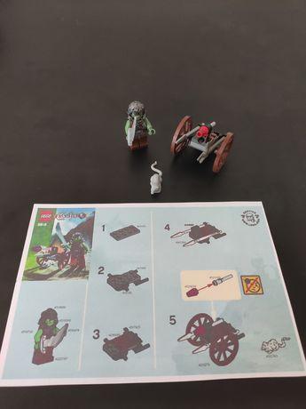LEGO castle troll wojownik 5618