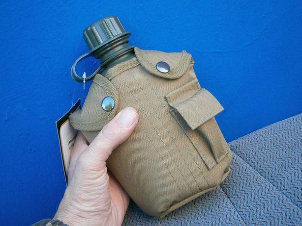 "Фляга ""US Army bottle"" (1 л ,пластикова, в чохлі)"
