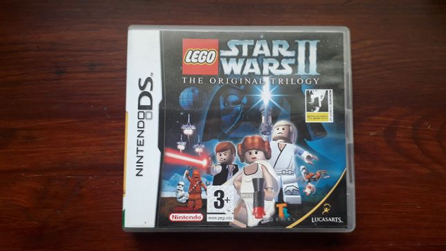Gra nintendo DS LEGO Star Wars II Original Trilogy