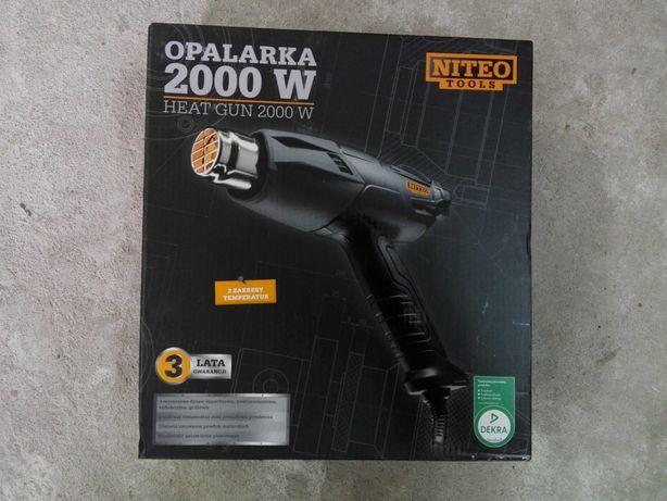 Nowa wypalarka do chwastów opalarka NITEO Tools 2000W dmuchawa