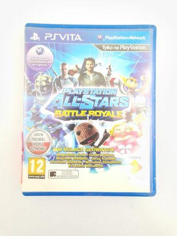 "Lombard na Lewara Gra PS Vita ""All-Stars Battle Royale"""