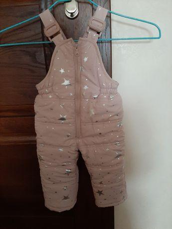 Spodnie ocieplane Reserved