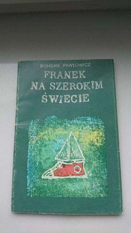 Franek na szerokim świecie Bohdan Pawłowicz