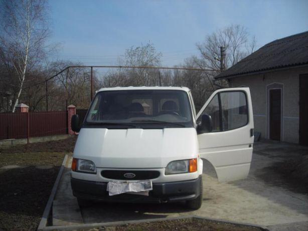 продам грузовий м/автобус ФОРД ТРАНЗИТ 2000 рік бензин