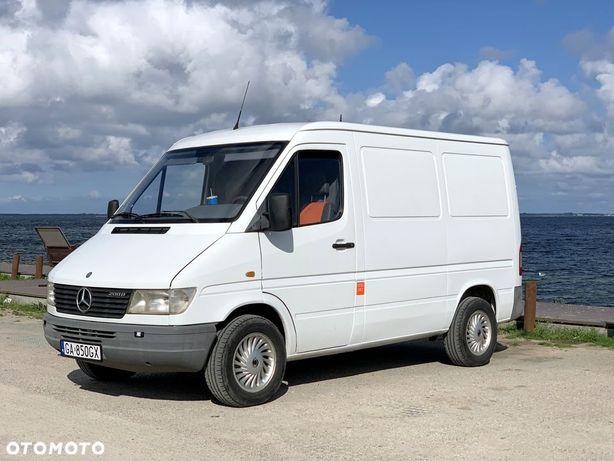 Mercedes-Benz Sprinter  Surf Camper Van , po remoncie , idealny , skóra , LED ciężarowy VAT1