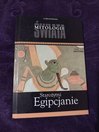 """Książka """"Starożytni Egipcjanie"""""""