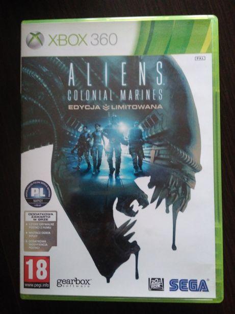 Aliens Colonial Marines i Legendary xbox 360