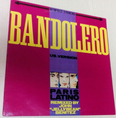 Bandolero: Paris Latino.