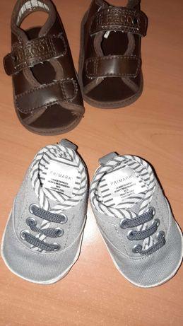 Обувь для самых маленьких 0-9мес.