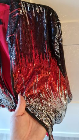 Mega paka ubrania damskie S M kurtka katana bluzka tunika