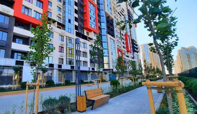 Однокомнатная квартира с евроремонтом в Таировских садах 37500 у.е