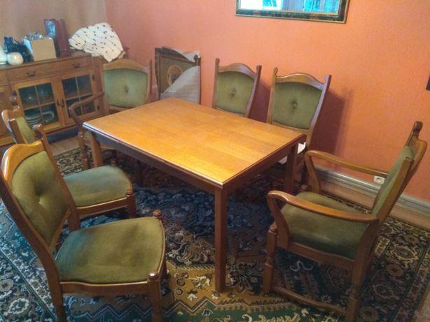 Piękny Stół+krzesła