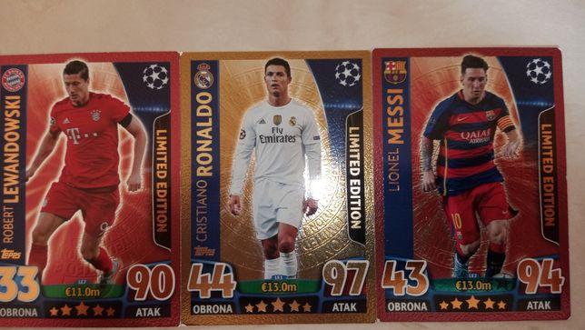 Karty piłkarskie 2015/16