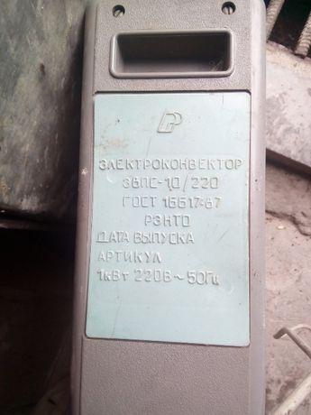 Продам электроконвектор (электрообогреватель)