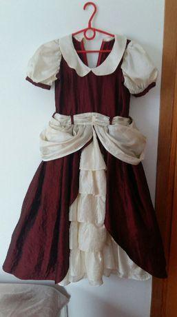 sukienka karnawałowo-balowa