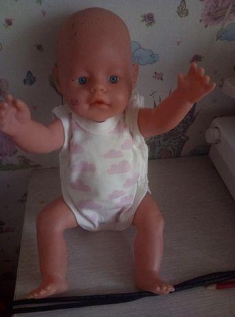 Одежда для куклы/ baby born