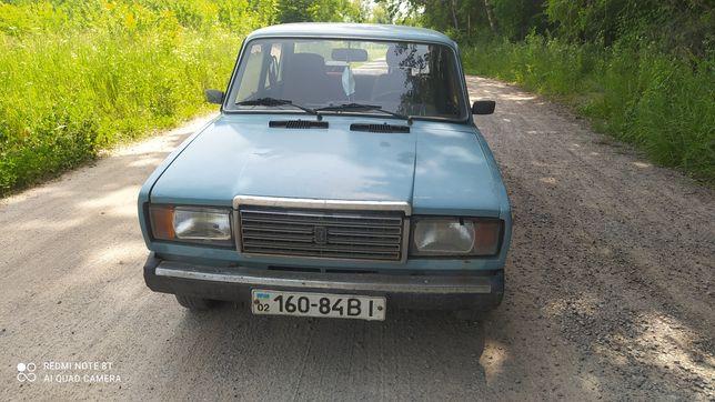Продам ВАЗ 2107 1987