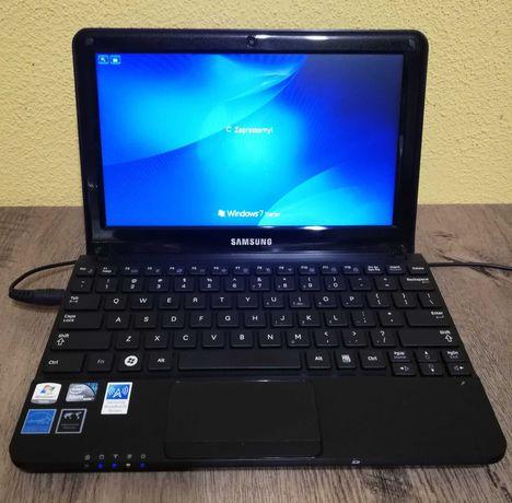 "Samsung notebook NP-PC110 czarny 10,1"" 250GB Intel Atom Win7"