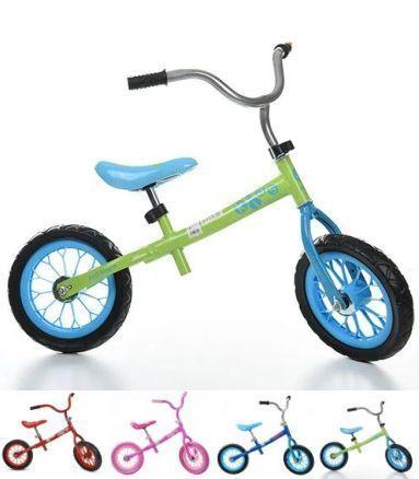 Детский Беговел Profi Kids M 3255. Велобег велосипед без педалей