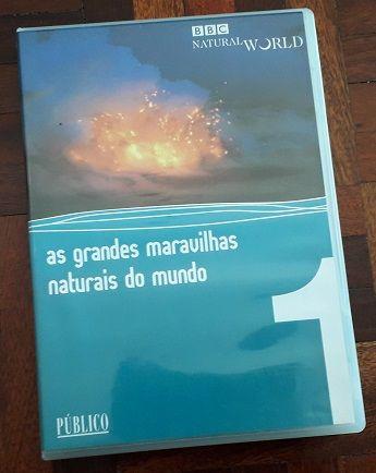 """""""As Grandes Maravilhas Naturais do Mundo"""" """"Crónica dos Bons Malandros"""""""