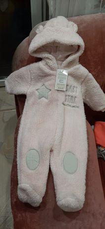 Детский костюм человечек зимний