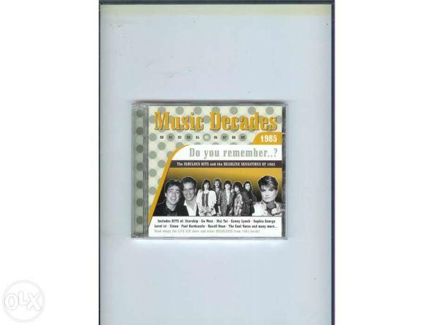 Music Decades 1985 (portes incluídos)