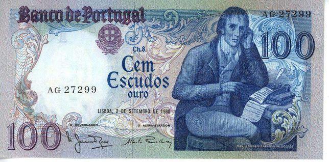 NOTA 100$00 - NOVA